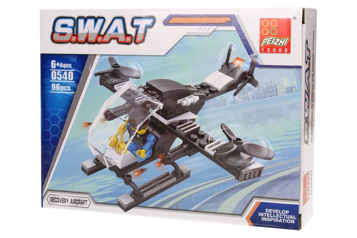Stavebnice Peizhi SWAT 0540