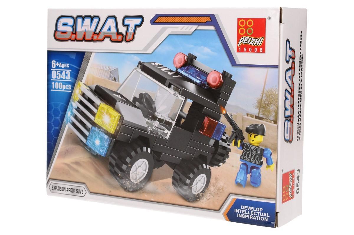 Stavebnice Peizhi SWAT 0543