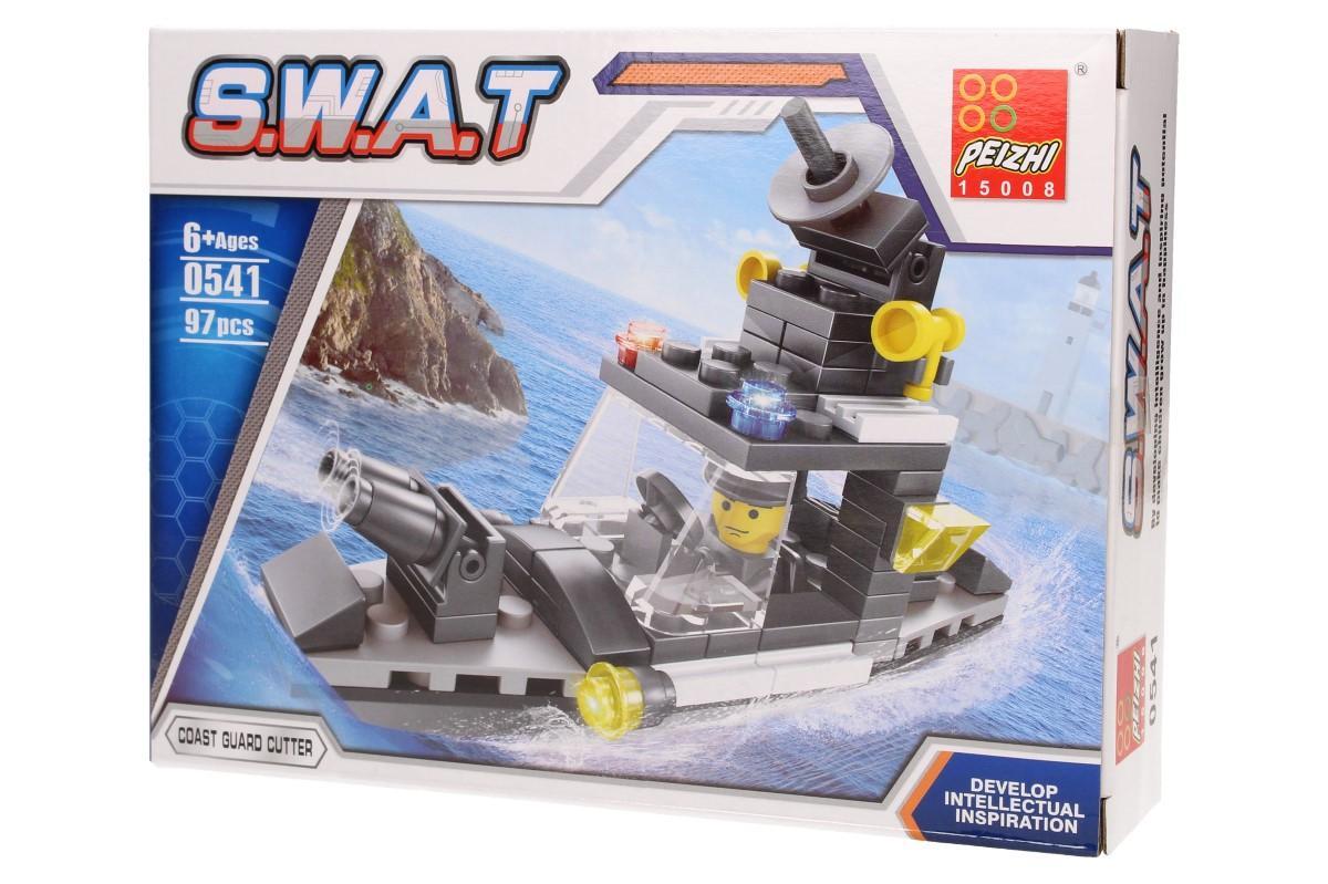 Stavebnice Peizhi SWAT 0541