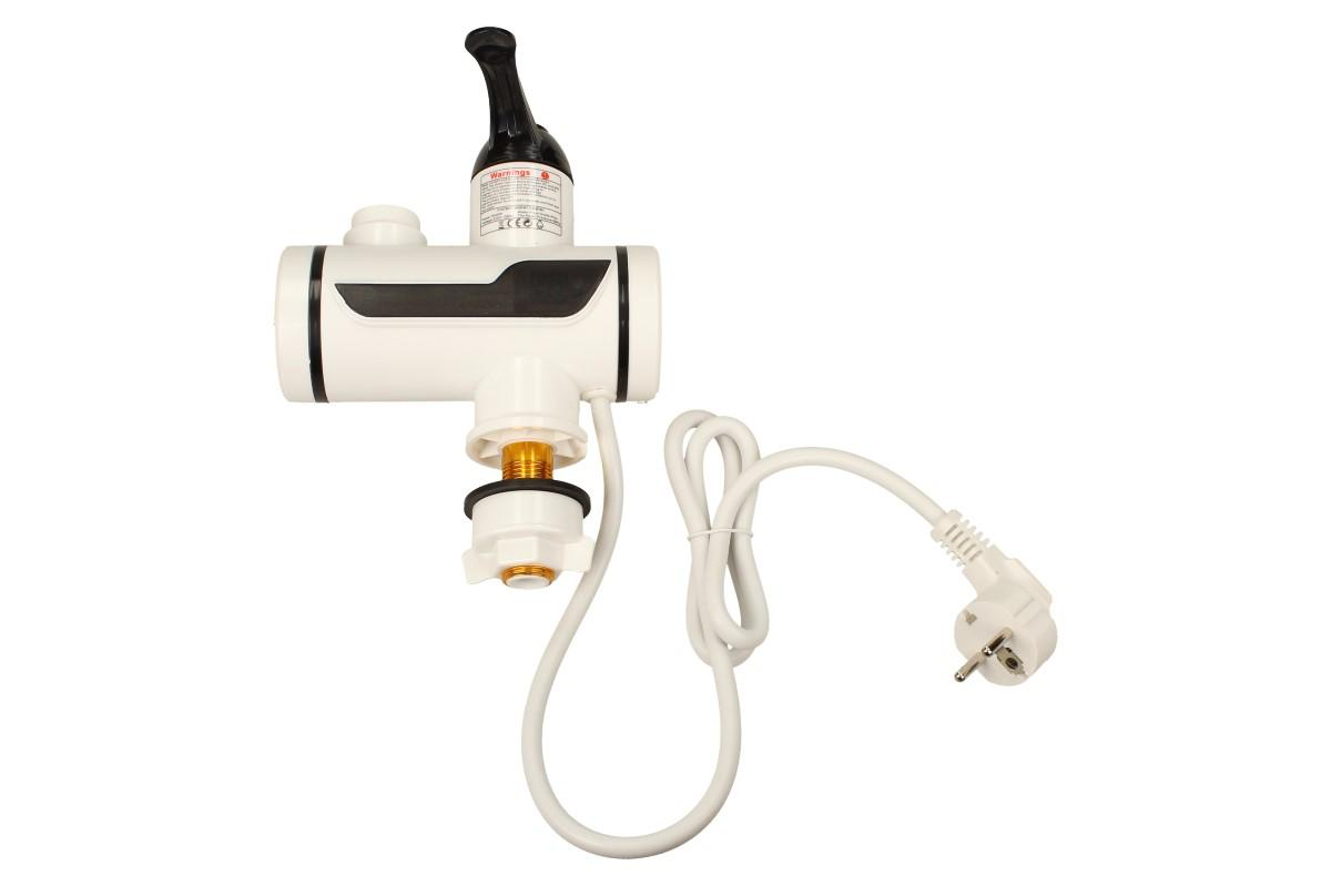 Průtoková vodovodní baterie stojánková s elektrickým ohřevem vody RX-002