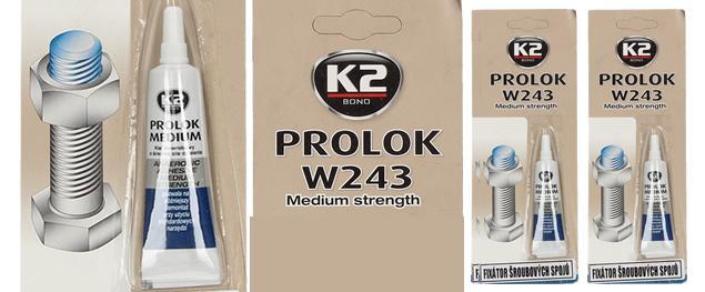 K2 VULCAN 500 ml - přípravek na uvolňování spojů