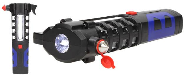 UV Led baterka 1 x nabíjecí AA v pouzdře a nabíječkou