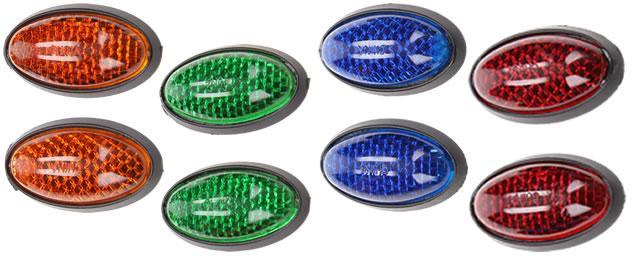Reflexní náramek Roller Snap