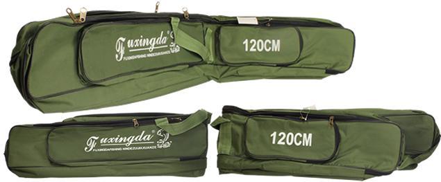 Rybářská taška na pruty a vybavení 150 cm