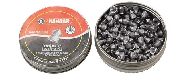 Kandar diabolky 4,5mm 500 kusů
