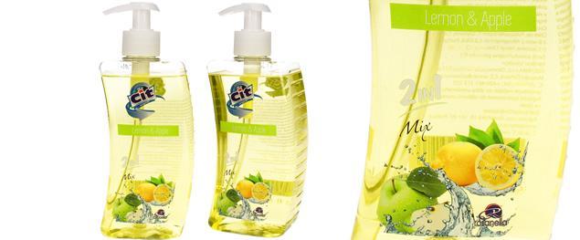 Deep Fresh sprchový gel spa 1L