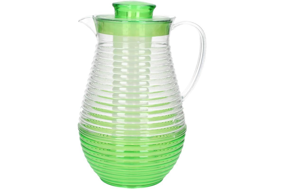 Foto 1 - Džbán s výlevkou a vložkou do které můžete vložit led, který Vám nápoj ochladí, ale nezředí vodou z tajícího ledu