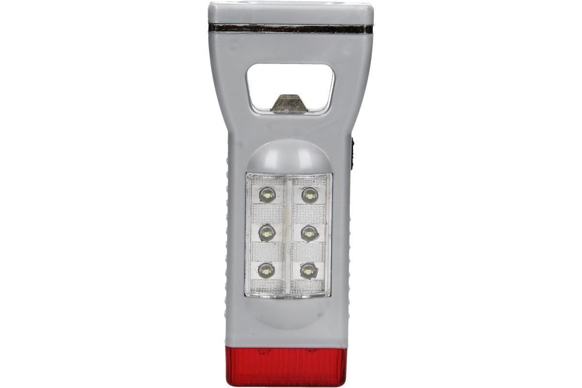 Foto 1 - Multifunkční Otvírák s LED baterkou Sanan 4v1 - skvělá baterka akorát do ruky má tři funkce svícení a otvírák na korunkové zátky navíc. Skvělý a i praktický dárek pro všechny.