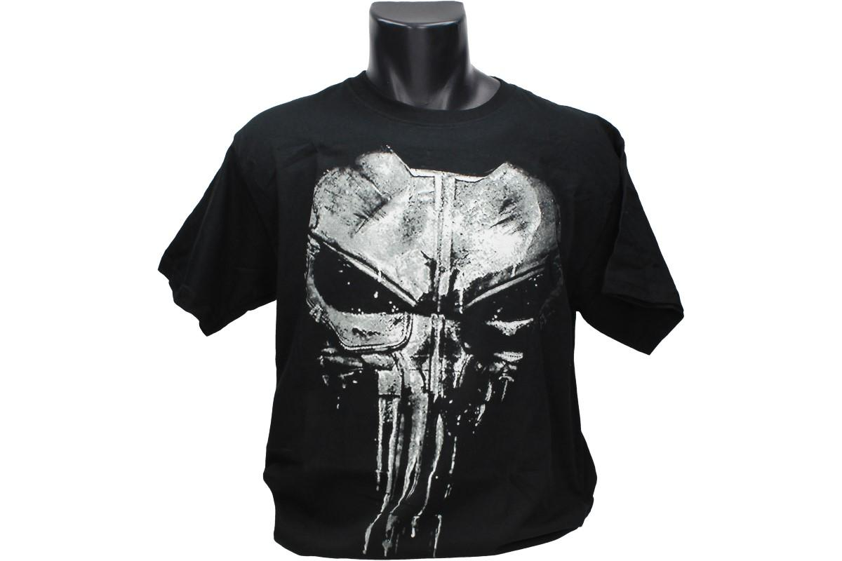 Foto 1 - Tričko lebka predátora - kvalitní bavlněné tričko s potiskem lebky predátora je vhodné pro každodenní nošení do práce i za zábavou.