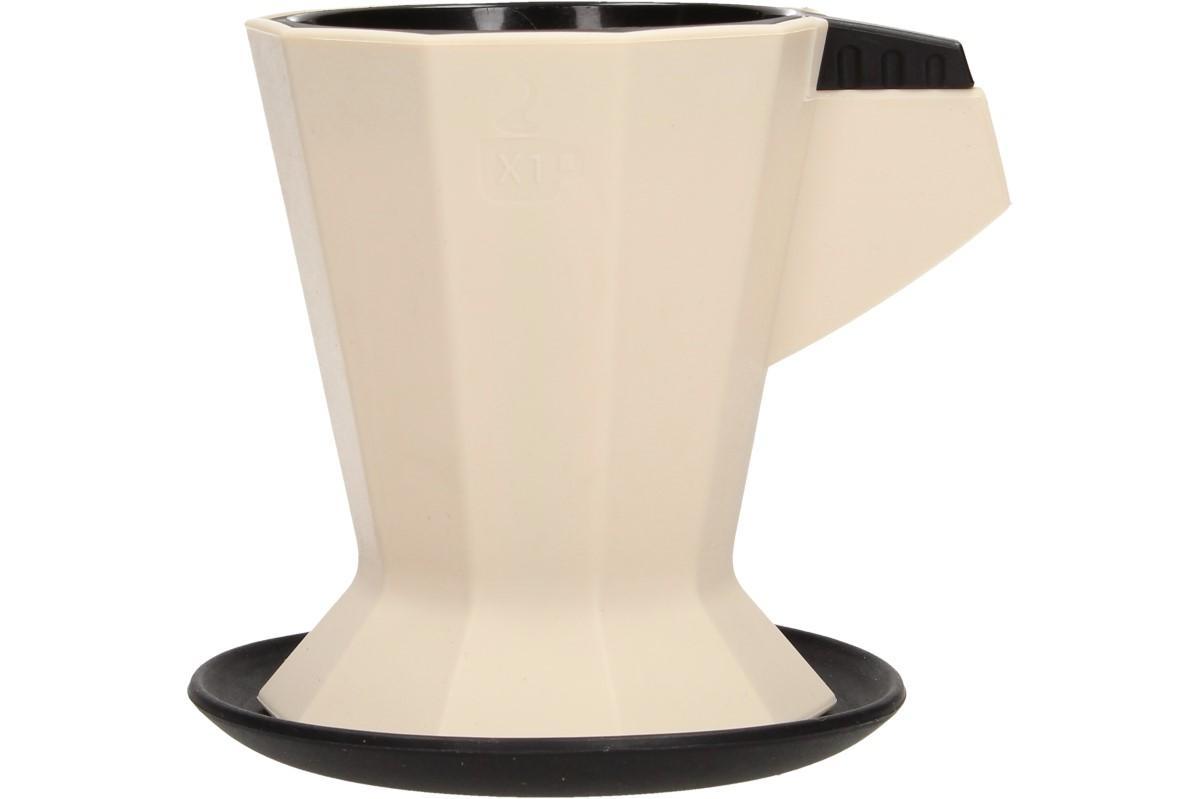 Foto 1 - Nálevka a filtr na kávu -  Vám umožní dopřát si lahodnou překapávanou kávu kdekoliv a kdykoliv budete chtít. Šetří Vaše peníze a čas!