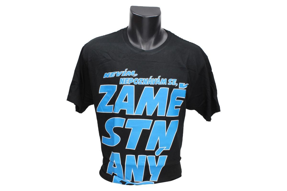 Foto 1 - Vtipné tričko Nevím nepoznávám se, zaměstnaný jsem je vhodné pro každodenní nošení do zaměstnání nebo za zábavou. Vtipné tričko Nevím nepoznávám se, zaměstnaný jsem je vyrobeno ze 100% bavlny a jeho velikost splňuje klasickou konfekci a je dodáváno p