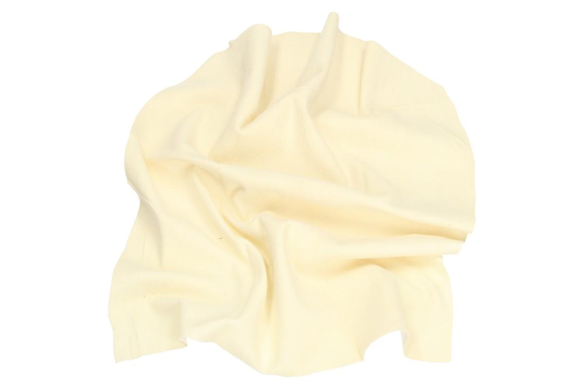 Foto 1 - Hadřík z přírodní ovčí kůže 32 x 43 cm  je naprosto skvělý pro jemné leštění citlivých povrchů beze šmouh a na stírání prachu. Jeho hlavní předností je jemnost, šetrnost a kvalitní materiál, z něhož je vyroben.