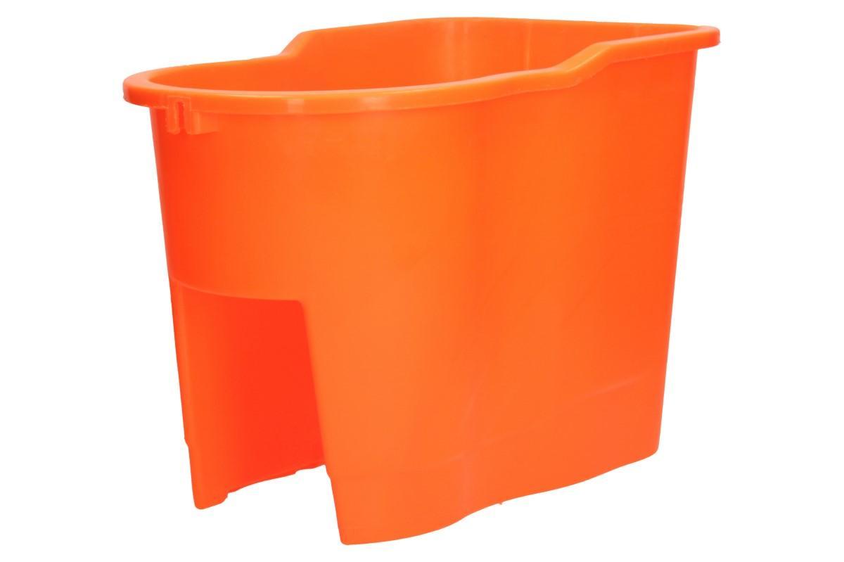 Foto 1 - Náhradní kýbl k rotačnímu mopu 8 l - je velmi kvalitní a praktický pro jakékoliv použití. Kýbl se hodí na vytírání, úklid, do dílny na čištění nebo na bordel či nářadí. Velký, plastový kýbl 30 x 40 x 28 cm.