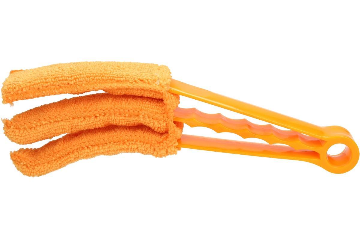 Foto 1 - Čistič na žaluzie Praktický a nezbytný doplněk do každé domácnosti. Perfektně odstraní prach a nečistoty v suchém i mokrém provedení. Rychlejší a efektivnější práce s čističem na žaluzie.