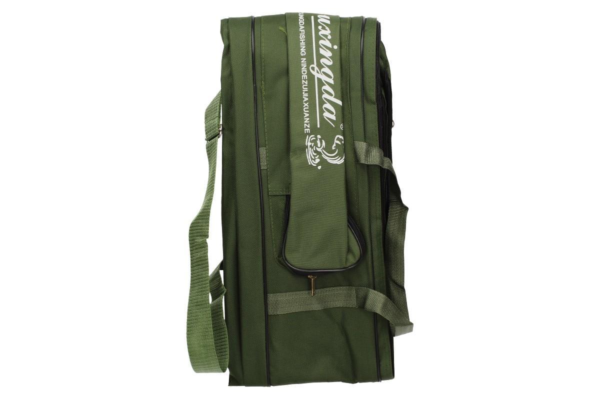 Foto 1 - Rybářská taška na pruty a vybavení 150 cm - je skvělá a velmi praktická, dlouhá brašna pro přenos veškerého rybářského náčiní, prutů, navijáků, potravin i pro celé sady k rybaření.