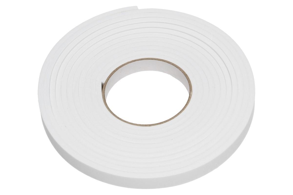 Foto 1 - Těsnící oboustranná lepící páska 1,8 cm x 5,5 m je ideální pro utěsnění dveří a oken (pro minimalizaci vniknutí prachu do domu),  či pro izolaci proti větru a hluku.