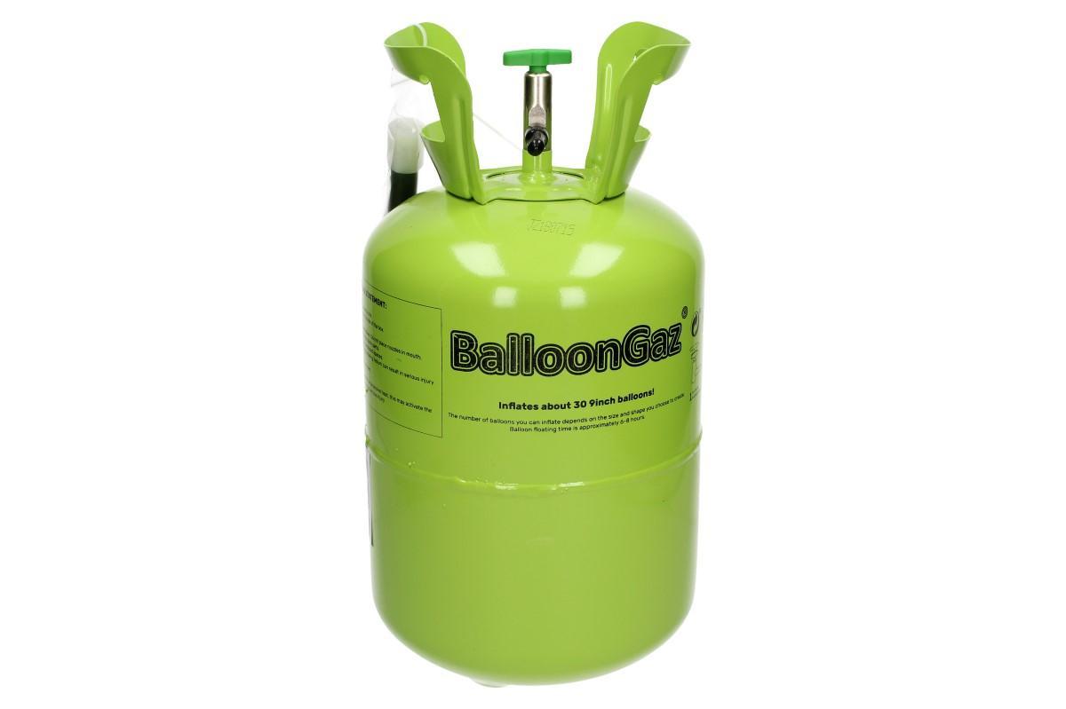 Foto 1 - Ballongaz balónkové helium pro plnění létajících balónků a různých nafukovacích zvířátek. Tato bomba naplní až 30 kusů nafukovacích balónků.