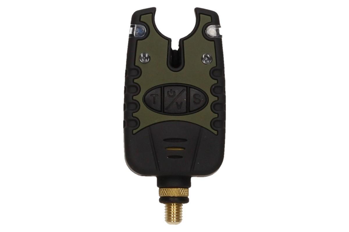 Foto 1 - Hlásič záběru Mole Alarm Pro 415 - Představujeme Vám moderní univerzální hlásič záběru s plynulou regulací výšky a hlasitosti tónu s modrou LED Diodou