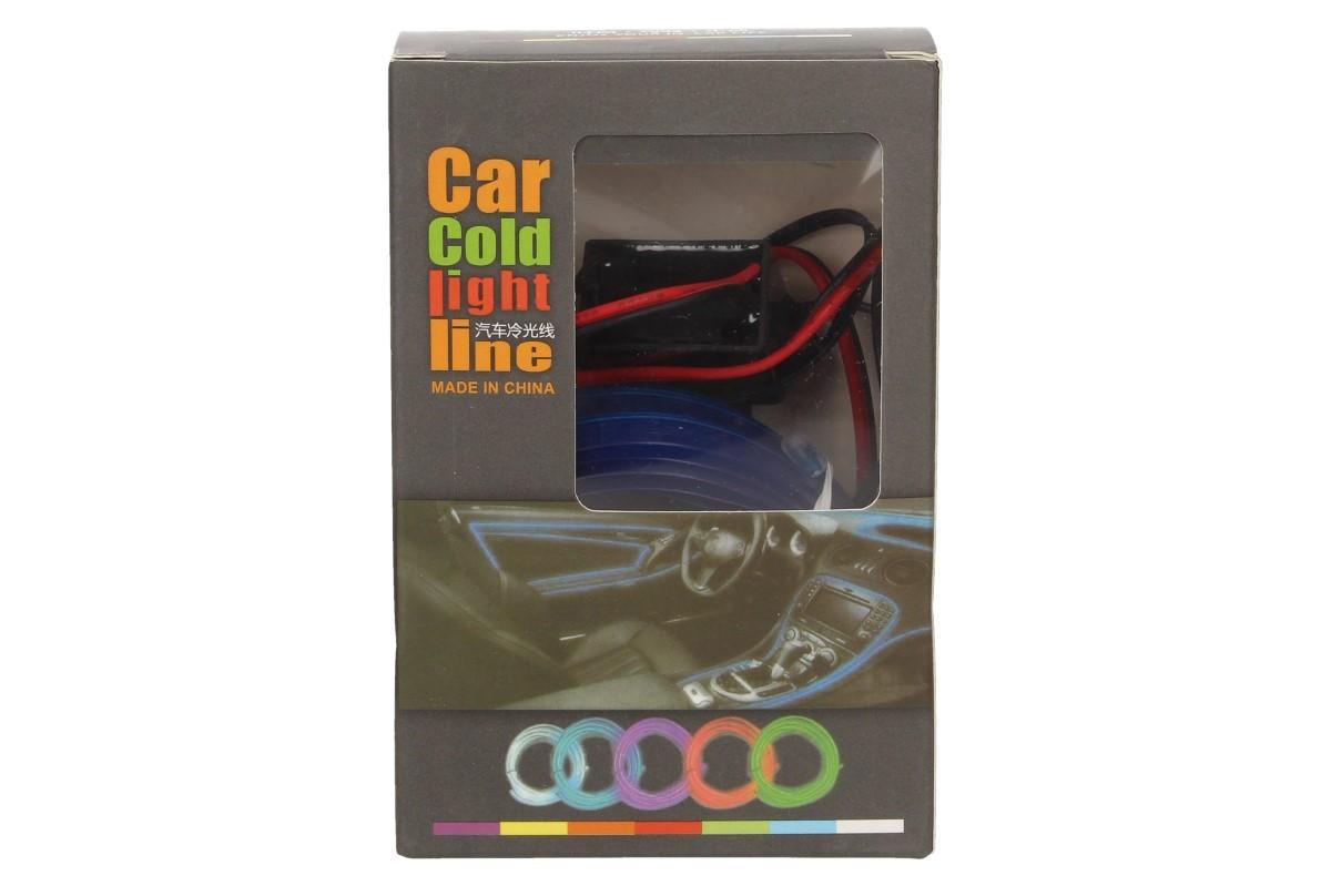 Foto 1 - LED světelná páska do auta - Super dekorace do každého vozidla. Vytvořte si interiér, který působí velmi luxusní dojem.