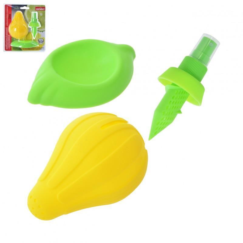 Foto 1 - Inovativní sada na odšťavňování citrusových plodů vhodná pro přípravu osvěžujících nápojů a zároveň skvělý pomocník při vaření, pečení či grilování.