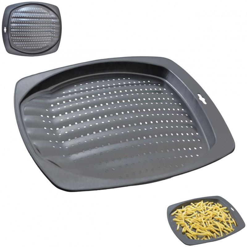 Foto 1 - Plech na pečení hranolek s nepřilnavým povrchem pro zdravější přípravu bez tuku