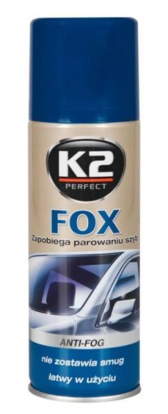 Foto 1 - K2 FOX 200 ml - přípravek proti zamlžování skel zabraňuje zamlžování skel na několik týdnů