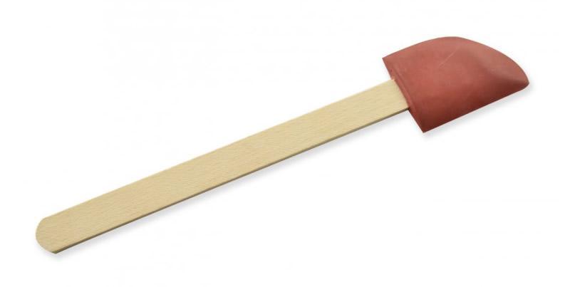 Foto 1 - Stěrka kuchyňská klasického tvaru pomůže dokonale vyprázdnit ze šlehací mísy těsto, krém či šlehačku