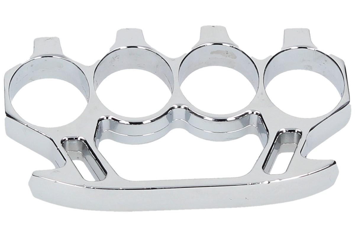 Foto 1 - Boxer stříbrný Choppers - Je vyrobený z kvalitního materiálu, opatřeny chromovanou vrstvou. Vhodný pro obranu či dekoraci