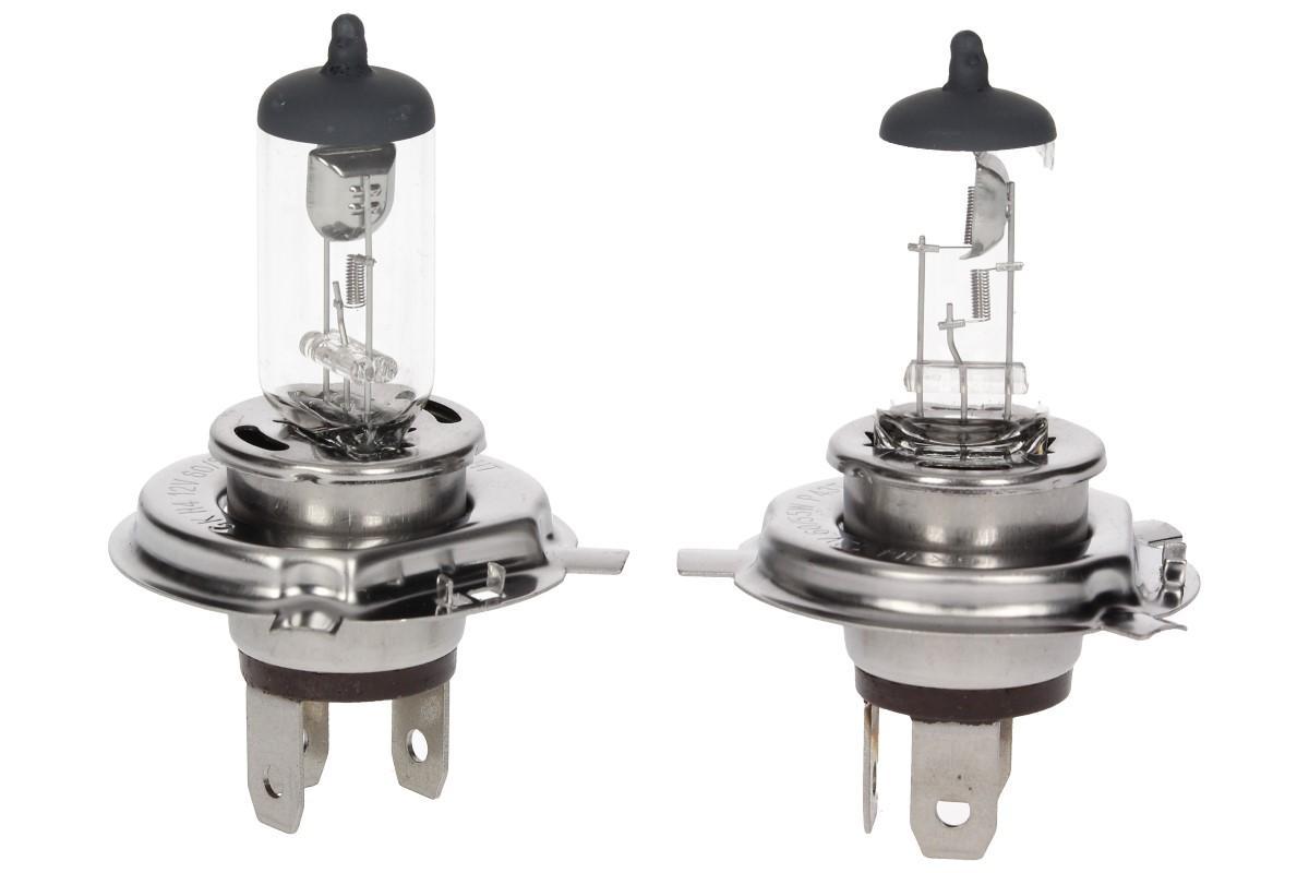 Foto 1 - žárovka H4 Unitec 60/55W sada 2 kusy - kvalitní, vysoce svítivá žárovka do auta H4 12V 60/55W v sadě 2 kusů je jasnou volbou pro ty, kdo chce mít od měnění žárovek nadobro klid