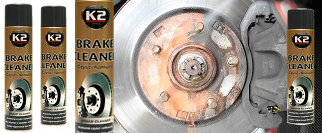 K2 BREAK CLEANER 600 ml - čistič brzd