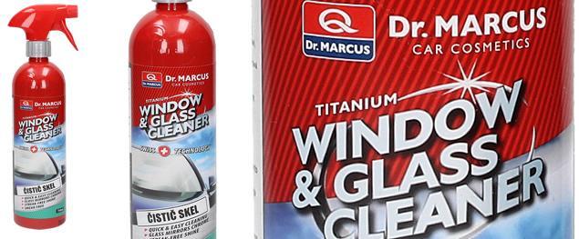 Čistič oken a skel 750 ml Dr. Marcus