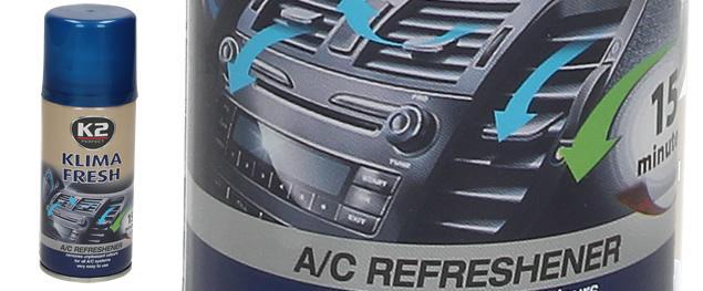 K2 KLIMA FRESH 150 ml - osvěžovač interiéru