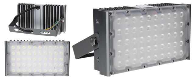 Super výkonný reflektor LY XC-50W