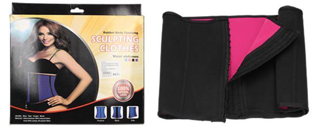 Zeštíhlující pás na břicho Sculpting Clothes