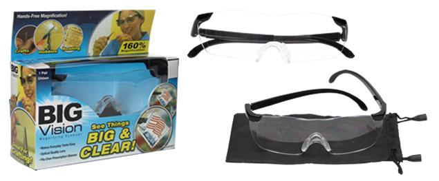 Zvětšovací brýle BIG VISION
