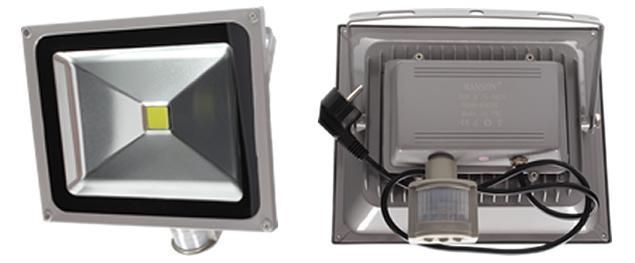 Úsporný reflektor 50W s čidlem