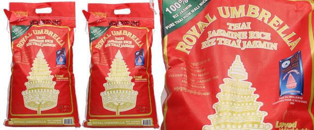Thajská Jasmínová rýže 9 kg