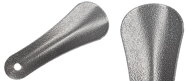 Lžíce na boty kovová malá