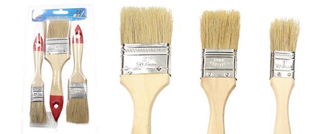 Sada štětců pro malířské účely