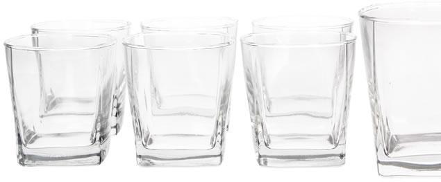 Gerrardo sada sklenic na whisky 6 kusů 290 ml