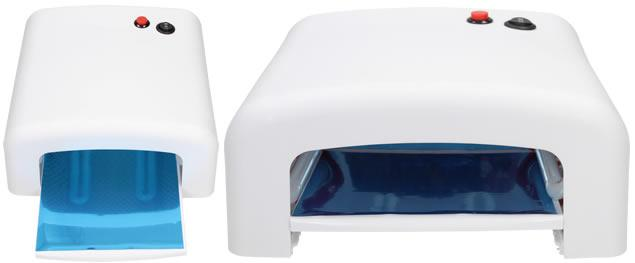 UV lampa na manikúru 36 W