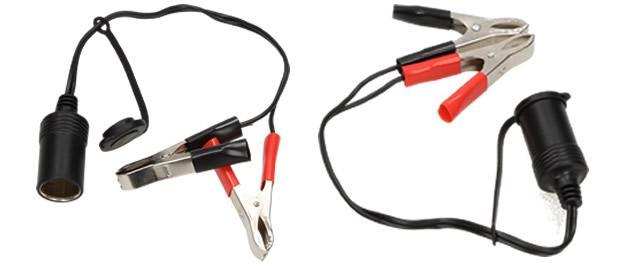 Kabelová autoredukce do zapalovače 12V 40cm
