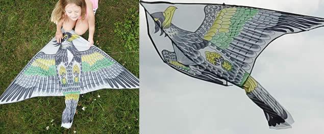 Létající drak 120 cm orel