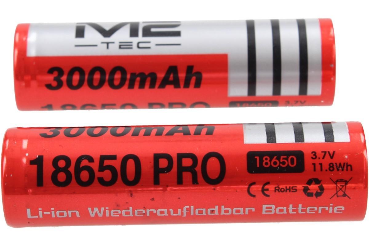 Foto 8 - Dobíjecí baterie M2 TEC 3000 mAh 3.7V