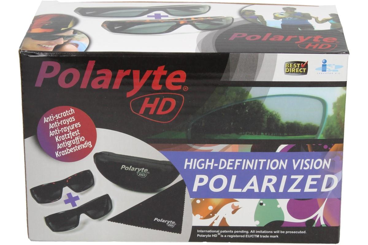 Foto 31 - Polarizační sluneční brýle, sada 2 ks