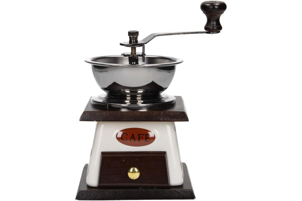 Foto 9 - Ruční mlýnek na kávu keramický