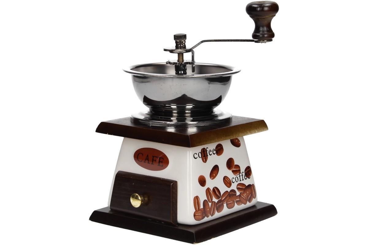 Foto 10 - Ruční mlýnek na kávu keramický