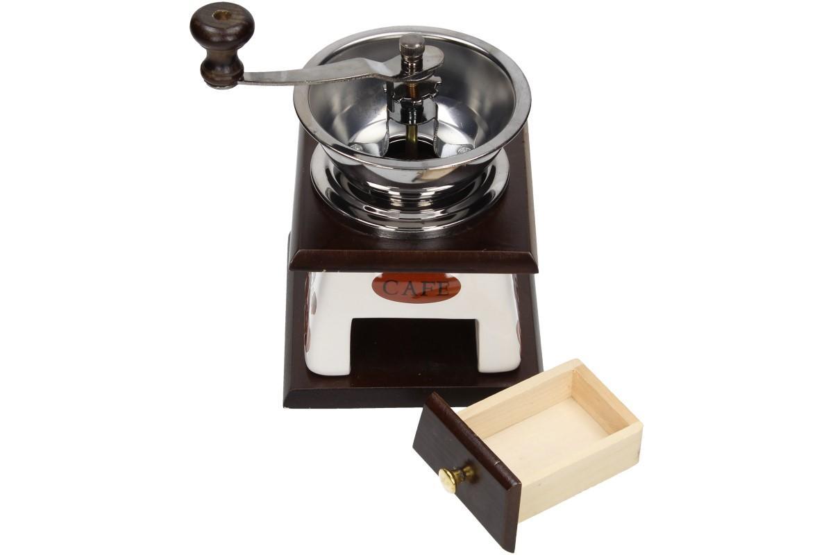 Foto 12 - Ruční mlýnek na kávu keramický