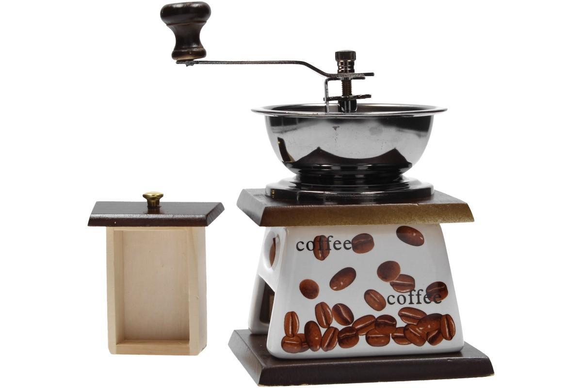 Foto 13 - Ruční mlýnek na kávu keramický