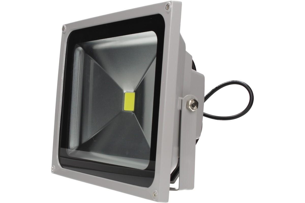 Foto 16 - LED výkonný reflektor 50W
